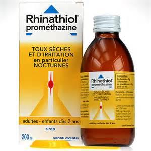 RHINATHIOL Promethazine thuốc gì Công dụng và giá thuốc RHINATHIOL Promethazine (3)