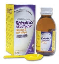 RHINATHIOL thuốc gì Công dụng và giá thuốc RHINATHIOL (3)