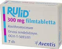 RULID thuốc gì Công dụng và giá thuốc RULID (2)