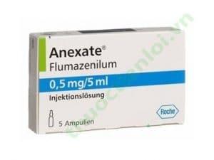 ANEXATE thuốc gì Công dụng và giá thuốc ANEXATE