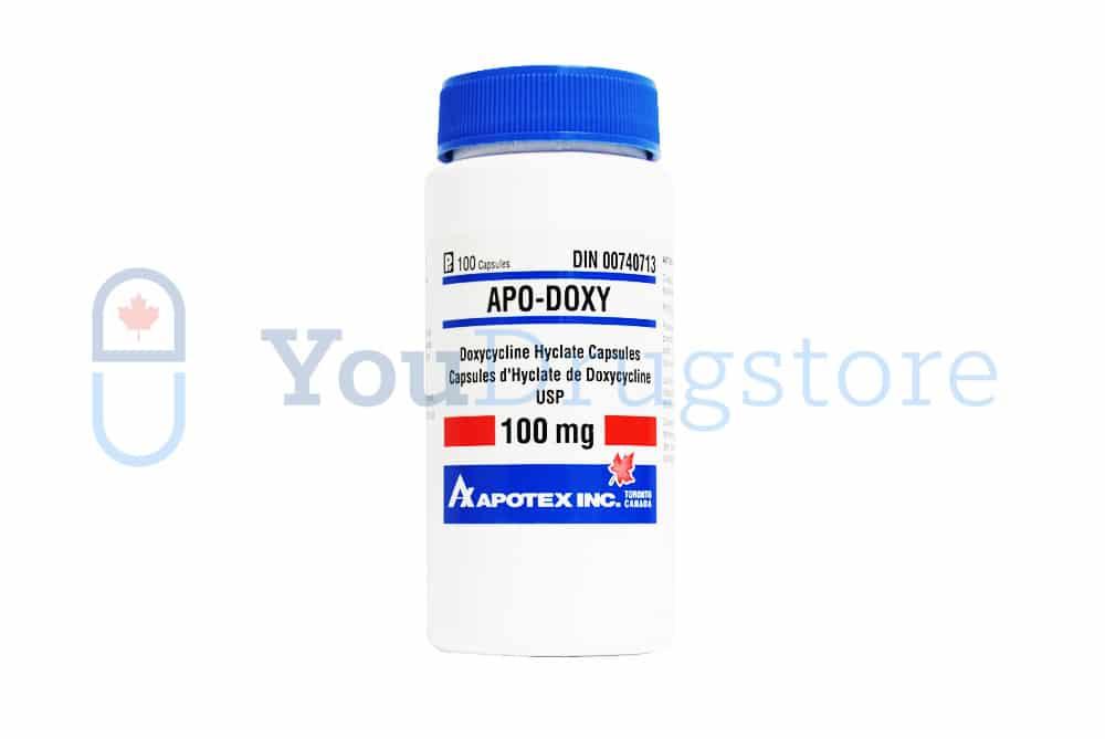 APO-DOXY thuốc gì Công dụng và giá thuốc APO-DOXY