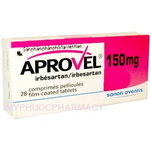 APROVEL thuốc gì Công dụng và giá thuốc APROVEL