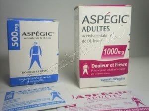 ASPÉGIC thuốc gì Công dụng và giá thuốc ASPÉGIC