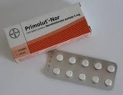 PRIMOLUT-NOR Thuốc điều trị rối loạn kinh nguyệt (2)