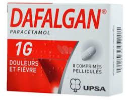 PRO-DAFALGAN Thuốc giảm đau, hạ sốt (1)