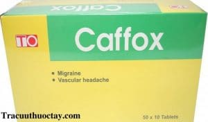 Caffox® la thuoc gi Cong dung lieu dung cach dung