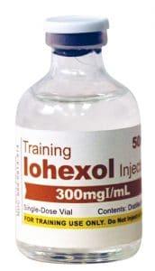 IOHEXOL-Chất cản quang loại không ion hóa (1)