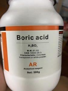 ACID BORIC Thuốc sát khuẩn tại chỗ (1)