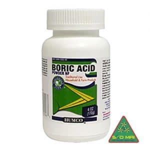 ACID BORIC Thuốc sát khuẩn tại chỗ (2)