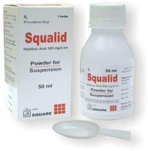 ACID NALIDIXIC Thuốc Quinolon kháng khuẩn (1)