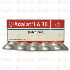 ADALAT thuốc gì Công dụng và giá thuốc ADALAT