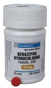 BENAZEPRIL Thuốc điều trị tăng huyết áp (1)