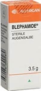 BLEPHAMIDE thuốc gì Công dụng và giá thuốc BLEPHAMIDE (3)