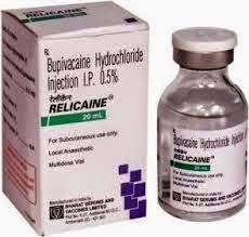 BUPIVACAIN HYDROCLORID Gây tê từng lớp để mổ, và cả làm giảm đau sau mổ