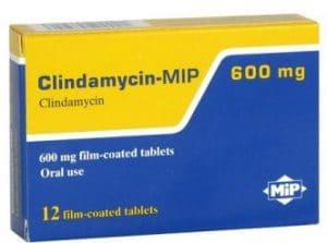 CLINDAMYCIN IBI 600 mg thuốc gì Công dụng và giá thuốc CLINDAMYCIN IBI 600 mg