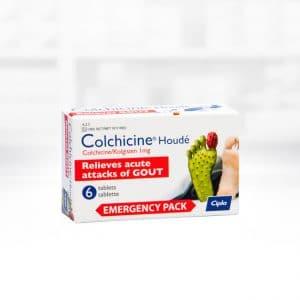 COLCHICINE HOUDÉ thuốc gì Công dụng và giá thuốc COLCHICINE HOUDÉ (2)