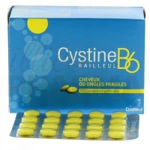 CYSTINE B6 BAILLEUL thuốc gì Công dụng và giá thuốc CYSTINE B6 BAILLEUL (2)
