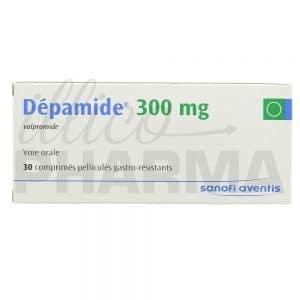 DEPAMIDE thuốc gì Công dụng và giá thuốc DEPAMIDE (1)