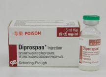 DIPROSPAN injection thuốc gì Công dụng và giá thuốc DIPROSPAN injection (1)