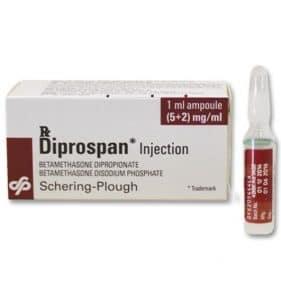 DIPROSPAN injection thuốc gì Công dụng và giá thuốc DIPROSPAN injection (3)