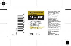E.EA.S. (ERYTHROMYCIN ETHYL SUCCINATE) thuốc gì Công dụng và giá thuốc E.E.S. (ERYTHROMYCIN ETHYL SUCCINATE) (1)