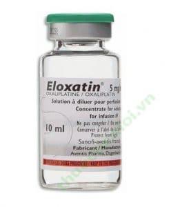 ELOXATIN 50 mg ELOXATIN 100 mg thuốc gì Công dụng và giá thuốc ELOXATIN 50 mg ELOXATIN 100 mg (1)