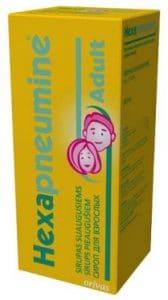 HEXAPNEUMINE thuốc gì Công dụng và giá thuốc HEXAPNEUMINE