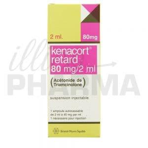 KENACORT RETARD thuốc gì Công dụng và giá thuốc KENACORT RETARD (1)