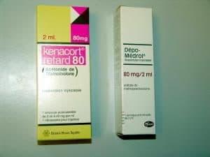 KENACORT RETARD thuốc gì Công dụng và giá thuốc KENACORT RETARD (2)