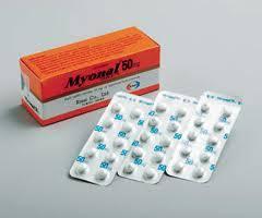 MYONAL thuốc gì Công dụng và giá thuốc MYONAL (1)