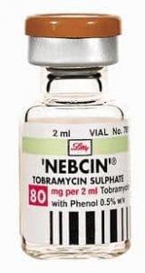 NEBCIN thuốc gì Công dụng và giá thuốc NEBCIN (2)