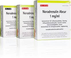 NORADRENALIN Thuốc cườnggiao cảm (1)