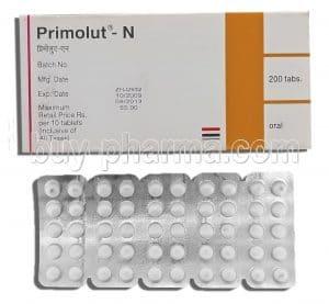 NORETHISTERON (NORETHINDRON) Hormon kiểu progesteron (1)