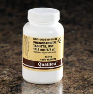 PHENOBARBITAL thuốc Chống co giật và an thần, gây ngủ (3)