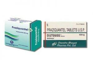 PRAZIQUANTEL thuốc diệt giun sán (2)
