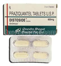 PRAZIQUANTEL thuốc diệt giun sán (3)