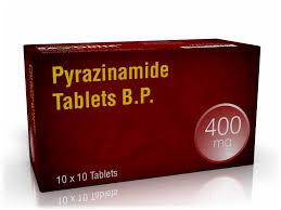 PYRAZINAMIDE thuốc chống lao (2)