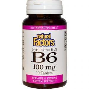 PYRIDOXINE thuốc Vitamin B6 (2)