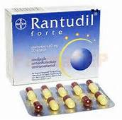 RANTUDIL forte - RANTUDIL retard thuốc gì Công dụng và giá thuốc RANTUDIL forte - RANTUDIL retard (2)