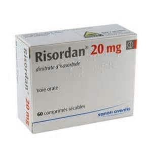 RISORDAN 5 mg - 10 mg - RISORDAN LP 20 mg thuốc gì Công dụng và giá thuốc RISORDAN 5 mg - 10 mg - RISORDAN LP 20 mg (1)