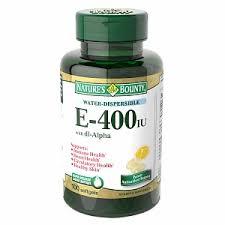 VITAMIN E (ALPHATOCOPHEROL) Dùng để điều trị và phòng thiếu vitamin E (4)