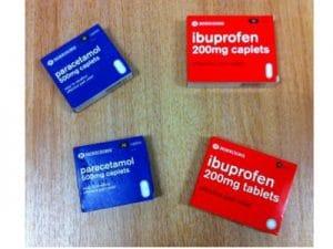 IBUPROFEN Thuốc chống viêm không steroid (1)