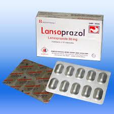 LANSOPRAZOLThuốc ức chế tiết acid dịch vị, thuốc ức chế bơm proton