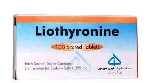 LIOTHYRONIN thuốcHormon tuyến giáp