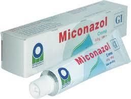 MICONAZOL THUỐC Chống nấm loại imidazol.