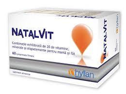 NATALVIT thuốc gì Công dụng và giá thuốc NATALVIT (3)