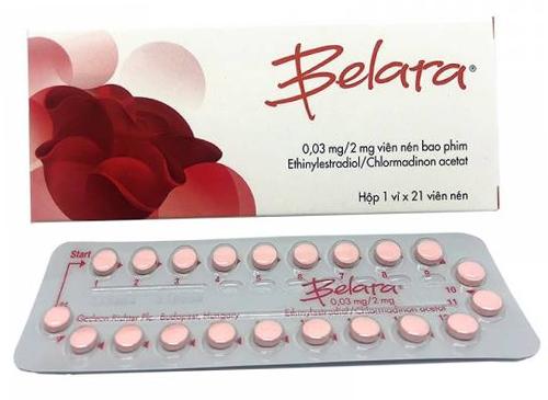 Thuốc Belara tác dụng, liều dùng, giá bao nhiêu?